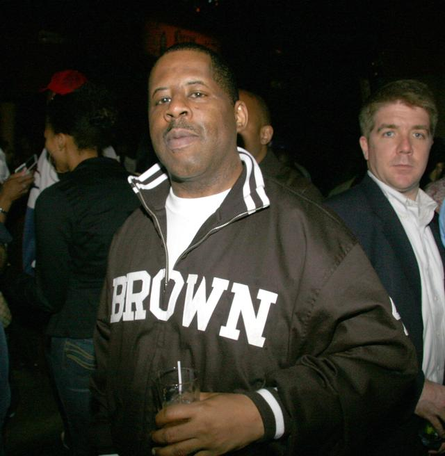Grand Puba in 2006 at LL Cool J release party