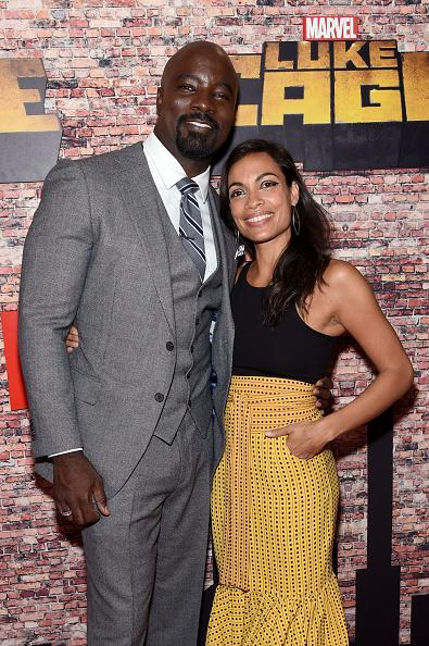 Luke Cage actor