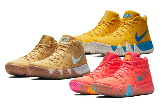 Kyrie 4 Cereal Pack