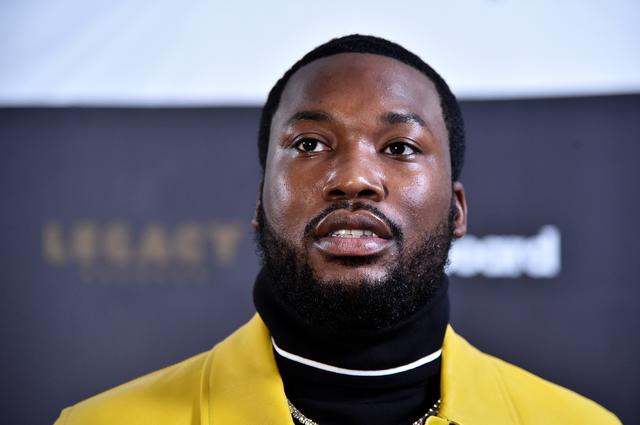 Meek Mill yellow jacket