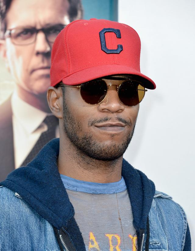 Kid Cudi at Hangover Part 3 Premiere