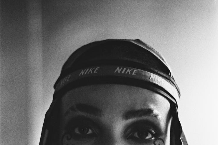 FKA Twigs for Nike.