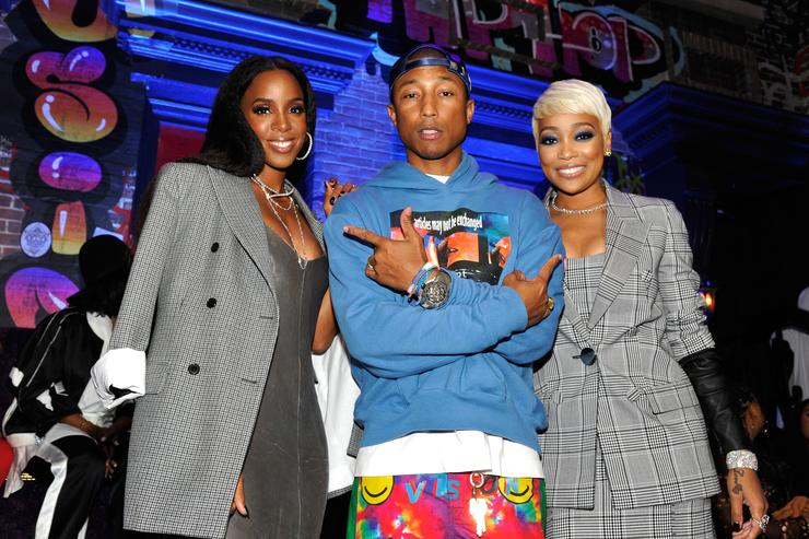 Pharrell at VH1 Hip Hop Honors