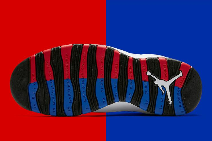Russell Westbrook X Air Jordan 10 Quot Class Of 2006 Quot Launches