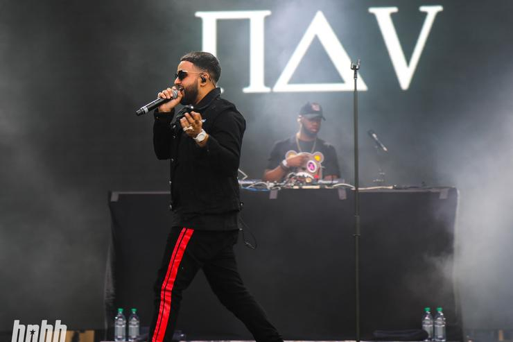 NAV at Osheaga 2018